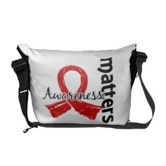 Awareness Matters 7 Blood Cancer Courier Bag