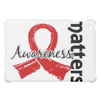 Awareness Matters 7 Blood Cancer iPad Mini Cover