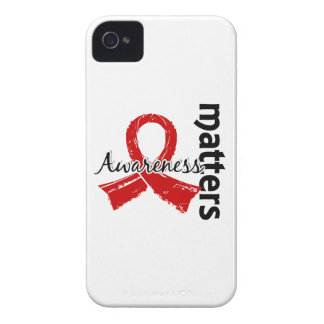 Awareness Matters 7 Blood Cancer iPhone 4 Covers