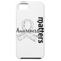 Awareness Matters 7 Bone Cancer iPhone SE/5/5s Case