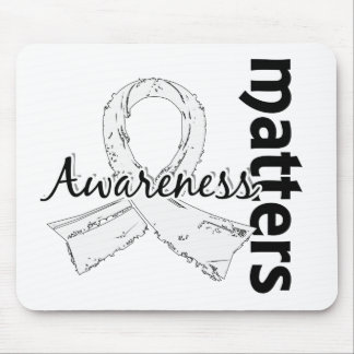 Awareness Matters 7 Bone Cancer Mousepad