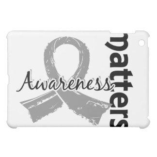Awareness Matters 7 Brain Cancer iPad Mini Covers