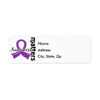 Awareness Matters 7 Chiari Malformation Label