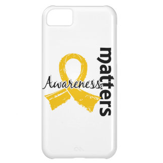 Awareness Matters 7 Childhood Cancer iPhone 5C Covers