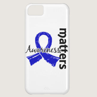 Awareness Matters 7 Colon Cancer iPhone 5C Cover
