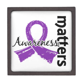 Awareness Matters 7 Crohn's Disease Jewelry Box