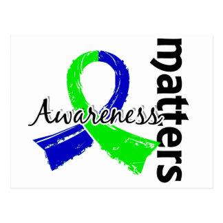 Awareness Matters 7 EDS Postcard