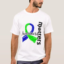 Awareness Matters 7 EDS T-Shirt