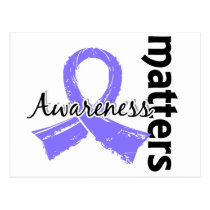 Awareness Matters 7 Esophageal Cancer Postcard
