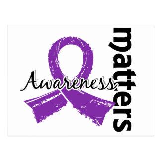 Awareness Matters 7 Fibromyalgia Postcard