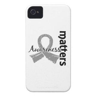 Awareness Matters 7 Juvenile Diabetes iPhone 4 Cover