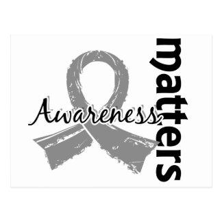 Awareness Matters 7 Juvenile Diabetes Postcard