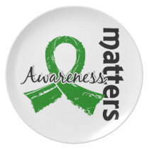 Awareness Matters 7 Kidney Disease Melamine Plate