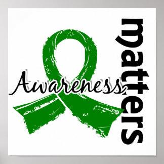 Awareness Matters 7 Kidney Disease Print