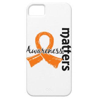 Awareness Matters 7 Leukemia iPhone SE/5/5s Case