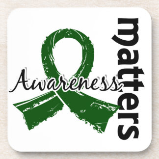 Awareness Matters 7 Liver Cancer Coaster