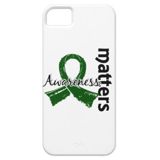 Awareness Matters 7 Liver Cancer iPhone SE/5/5s Case