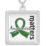 Awareness Matters 7 Liver Disease Custom Jewelry