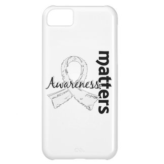 Awareness Matters 7 Lung Cancer Case For iPhone 5C