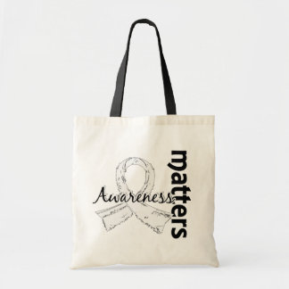 Awareness Matters 7 Lung Cancer Tote Bag