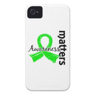 Awareness Matters 7 Lymphoma (Non-Hodgkin's) iPhone 4 Case