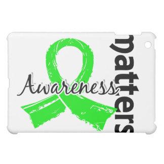 Awareness Matters 7 Lymphoma (Non-Hodgkin's) iPad Mini Covers