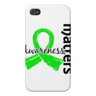 Awareness Matters 7 Lymphoma (Non-Hodgkin's) Case For iPhone 4
