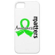 Awareness Matters 7 Lymphoma (Non-Hodgkin's) iPhone SE/5/5s Case