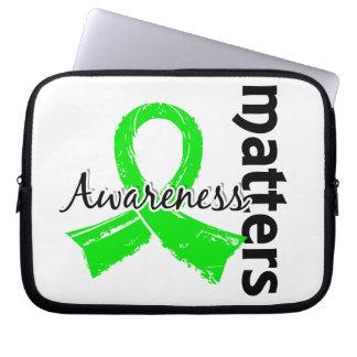 Awareness Matters 7 Lymphoma (Non-Hodgkin's) Laptop Sleeves
