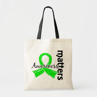 Awareness Matters 7 Lymphoma (Non-Hodgkin's) Tote Bag