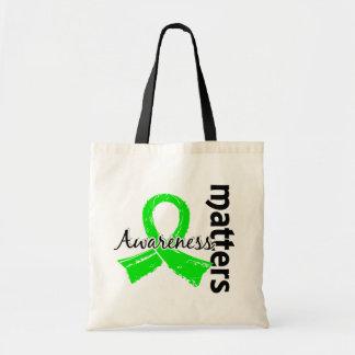 Awareness Matters 7 Lymphoma (Non-Hodgkin's) Tote Bag