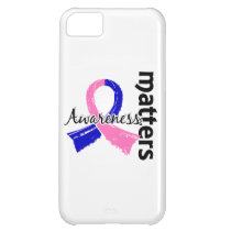 Awareness Matters 7 Male Breast Cancer iPhone 5C Cover
