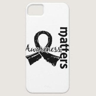 Awareness Matters 7 Melanoma iPhone SE/5/5s Case