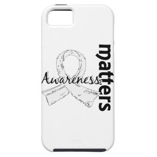 Awareness Matters 7 Mesothelioma iPhone SE/5/5s Case