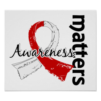 Awareness Matters 7 Oral Cancer Poster