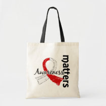 Awareness Matters 7 Oral Cancer Tote Bag