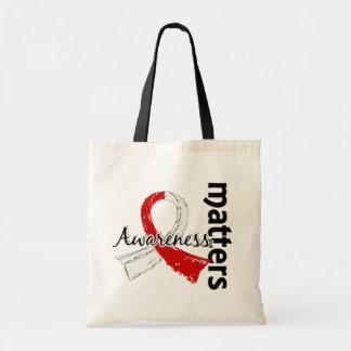 Awareness Matters 7 Oral Cancer Tote Bag