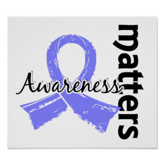 Awareness Matters 7 Prostate Cancer Poster