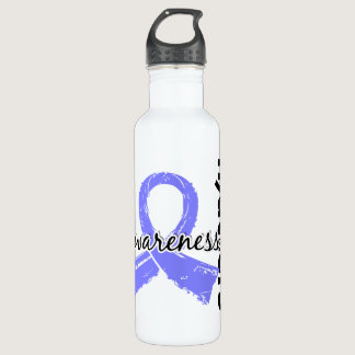 Awareness Matters 7 Prostate Cancer Stainless Steel Water Bottle
