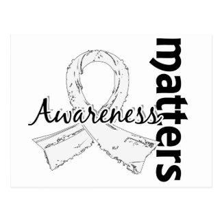 Awareness Matters 7 Retinoblastoma Postcard