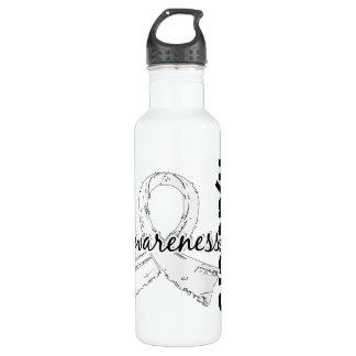 Awareness Matters 7 Retinoblastoma Stainless Steel Water Bottle