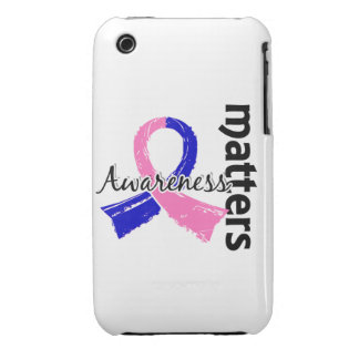Awareness Matters 7 SIDS iPhone 3 Case