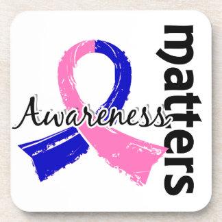 Awareness Matters 7 SIDS Coasters