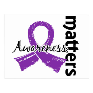 Awareness Matters 7 Sjogren's Syndrome Postcard