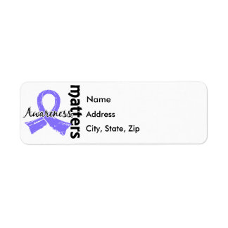 Awareness Matters 7 Stomach Cancer Label