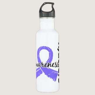 Awareness Matters 7 Stomach Cancer Stainless Steel Water Bottle