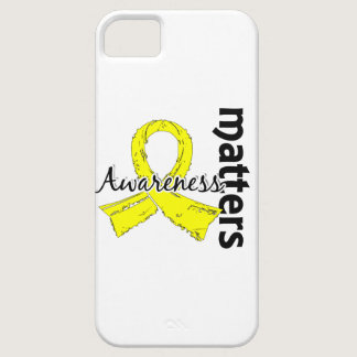 Awareness Matters 7 Testicular Cancer iPhone SE/5/5s Case