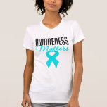 Awareness Matters Addiction Recovery T Shirt