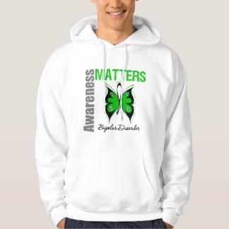 Awareness Matters Butterfly Bipolar Disorder Sweatshirt