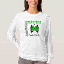 Awareness Matters Butterfly Bipolar Disorder T-Shirt